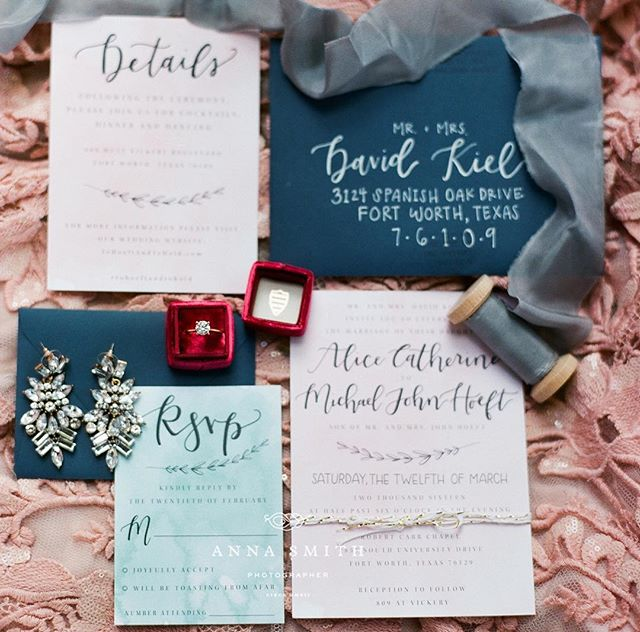 Couldn't choose just one... @annasmithphoto thank you for capturing this invitation suite so beautifully 🙌🏼 #tohoeftandtohold