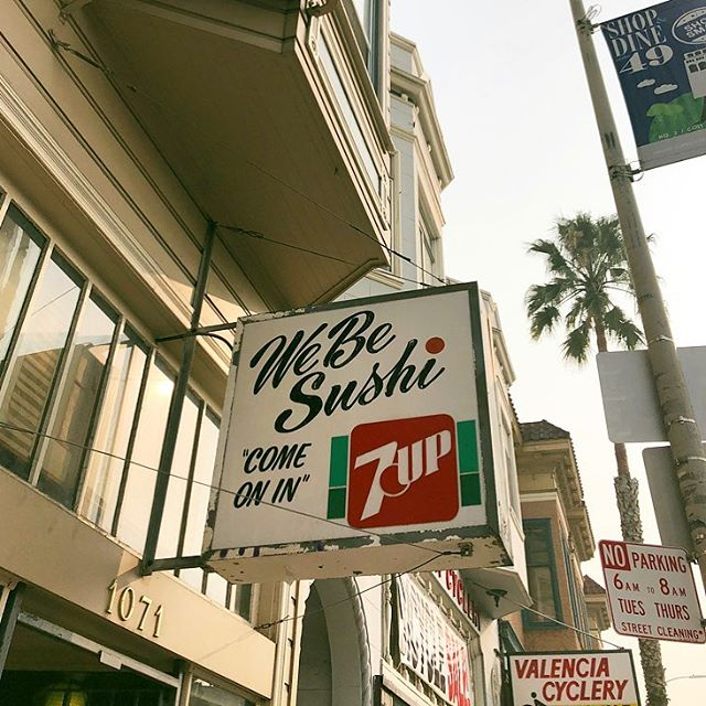 When I lived in LA back in 2012 I  collected pictures of signs like this. Snapping a shot whenever a good one crossed my path.  I love the care free, time capsule-esque style of the graphic design and typography. It's 100% something that's unique to California. - - I found this one while in San Francisco in November and couldn't help, but take a pic for my old collection. - - As I progress in my journey as a business owner (and not only a designer)  I have more and more gratitude for those with skill sets outside of my own. Graphic falls into this category. In 2018 we were incredibly forunate to work with so many talents that not only grew our community but our artistic outlook. - - There are lots of fun things in store for 2019. We'll be traveling more; coming to you guys with trunk shows, pop ups and custom design events. We'll also be upgrading our packaging (beautiful things, deserve beautiful places rest). - - Thank you so much to everyone who supported us this year. And a extra thanks to everyone who ordered during holiday! Your patience and support is appreciated more then you know ✨ wishing you a wonderful New year!