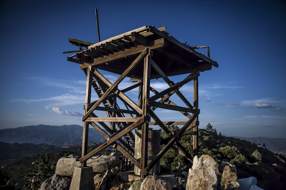 Fire Lookout Tower 2015