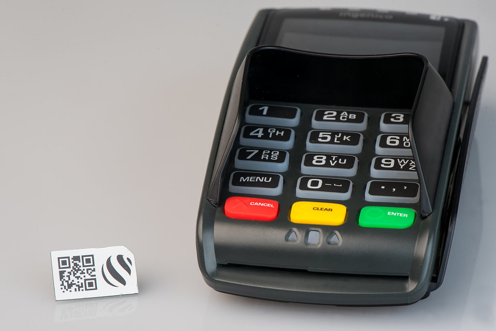 Netclearance mBeaconSAM for Payment Terminals