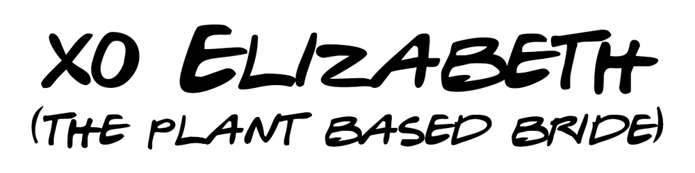 Plantbasedbride.com signature