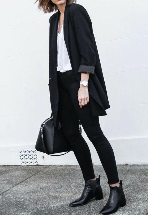 classic minimalist fashion