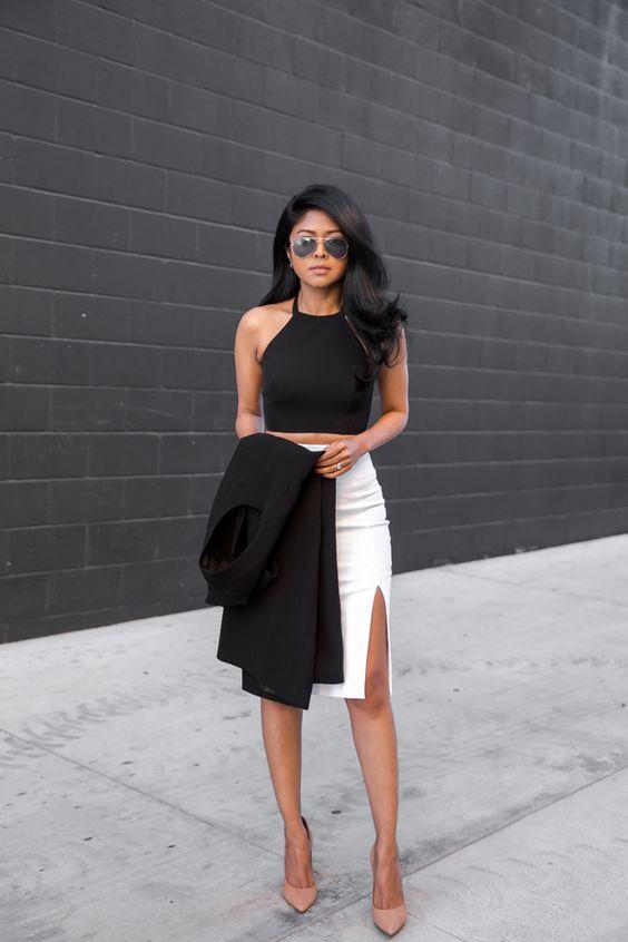 sexy minimalist style