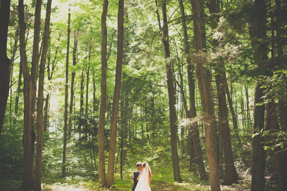 The most beautiful setting imaginable for our vegan and eco-friendly wedding! // Plant Based Bride // Shot by Karmel Kreative