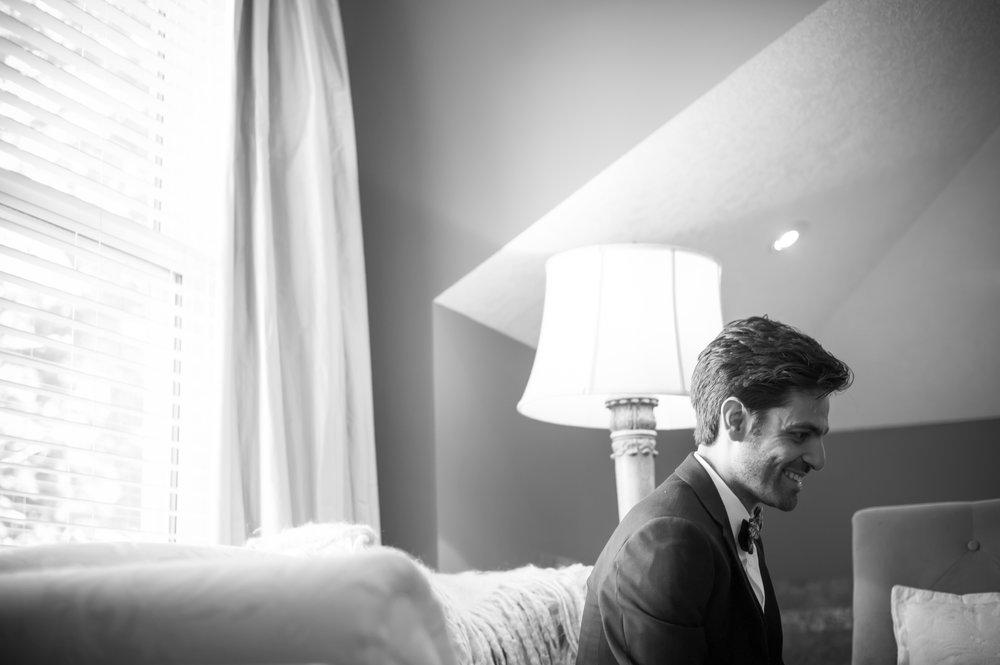 The groom  // Wedding photos by Karmel Kreative // Plant Based Bride