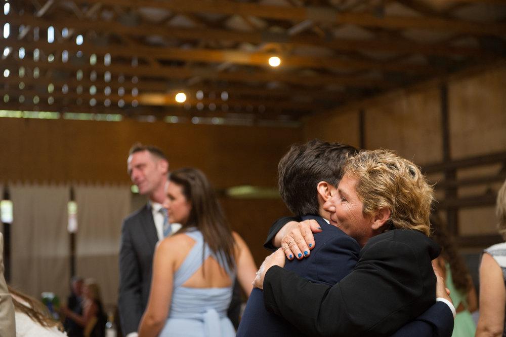 Jason and Della. // Wedding photos by Karmel Kreative // Plant Based Bride