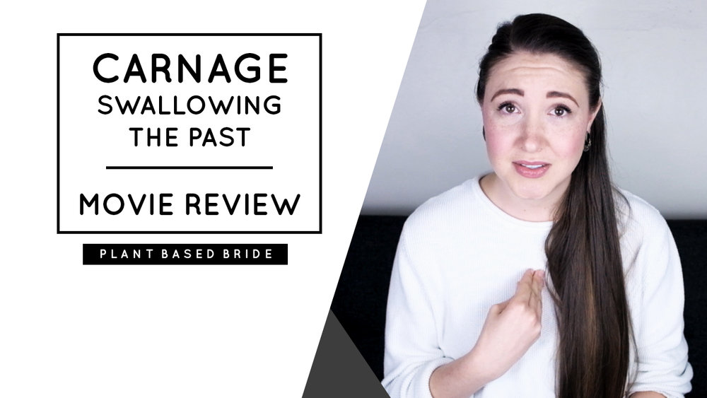 Vegan Film Review: Carnage Swallowing the Past Simon Amstell // Plant Based Bride