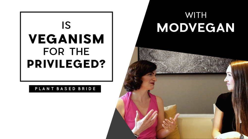 Is Veganism For The Privileged? with Margaret of ModVegan
