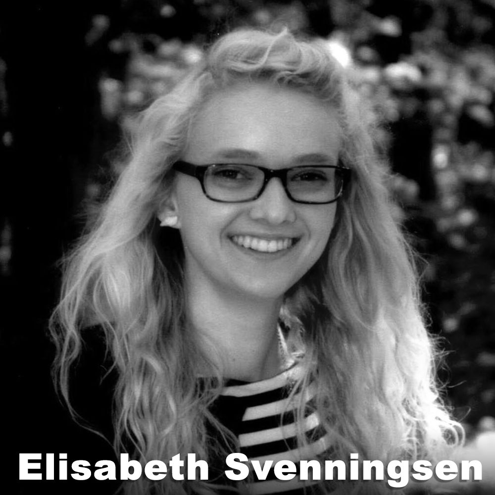 Elisabeth Svenningsen (Associate Set Designer)is scenic designer and artist who is passionate about visual storytelling and the collaborative process. Her work focuses on artistic detail and handcraft to entice, transport, and communicate with an audience. Elisabeth has previously worked with Third Rail Projects on  Genuine Plastic Reliquaries  and House No.17 , and she currently helps maintain the set of  Then She Fell . Her past credits include  A Delicate Madness (Becky Radway Dance Projects), Vestments of the Gods (NYC Fringe Festival), Almost, Maine  (Skidmore College), Map of Virtue  (NYCDA), Sweeney Todd (Skidmore College), and  A Midsummer Night's Dream (Skidmore College). Elisabeth holds a B.S. degree in Studio Art from Skidmore College, where she is a frequent visiting scenic artist, and is a mentee of the Wingspace Theatrical Design Mentorship Program in its inaugural year. esvennin.wordpress.com