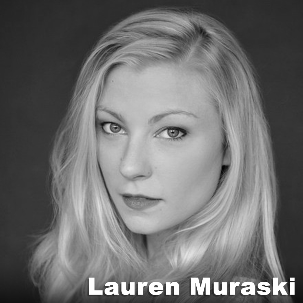 Lauren Muraski (Performer / Original Role Development)is an actor/dancer from NJ. With a BFA in Dance, BA in Sociology, and recipient of the JS Seidman Award from NYU Tisch, she has performed nationally and internationally in dance, theater, film/TV, and commercials. She was an original company member of BAC's Hell's Kitchen Dance Tour with Mikhail Baryshnikov and Aszure Barton. She has worked with Austin McCormick's Company XIV, Kyle Abraham, Sidra Bell, Jonathan Riedel, Danielle Russo, toured with  The Aluminum Show , and was a member of Castle Shakespeare Repertory Company. On screen she has been in numerous features and shorts (IMDB for credits), on Sundance Iconoclasts, and ID Discovery  Deadly Sins  series.