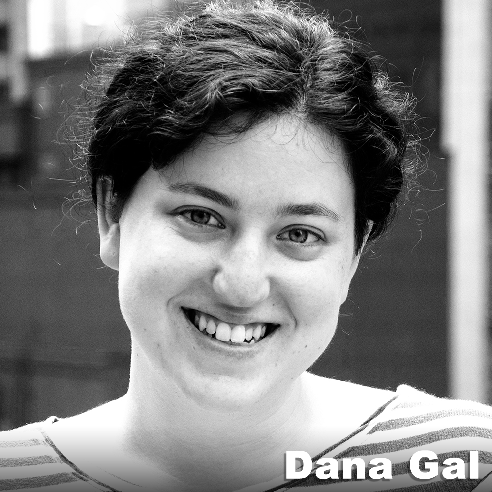 Dana Gal  (Assistant Stage Manager, Box Office Staff)is a freelance stage and event manager currently residing in Brooklyn. She is grateful to have worked with Third Rail Projects since December 2013 on  Then She Fell and  Roadside Attraction . Dana has worked in Phoenix, the San Francisco Bay Area, and at Williamstown Theatre Festival and Berkshire Theatre Group.