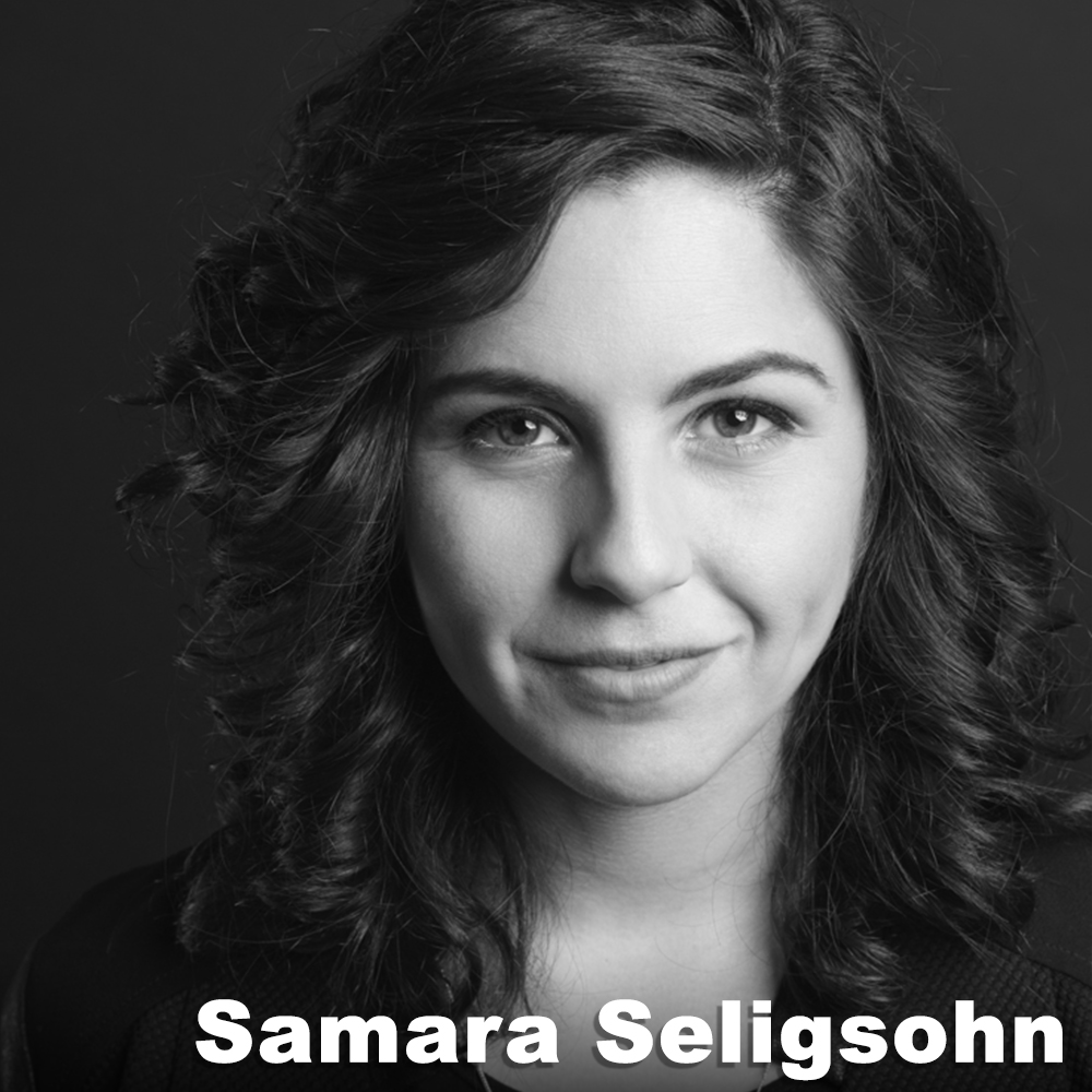 Samara Seligsohn (Assistant Stage Manager Swing), originally from Fort Lauderdale, FL, now lives in NYC doing freelance work in dance and theater production / administration and working as a professional tap dancer. After graduating from Barnard College with a BA in Dance, she worked for two years as the Assistant Artist Manager at Divine Rhythm Productions. She has also been a production assistant on Jason Samuel Smith & Co.'s  Chasing the Bird at the Joyce Theater, and on The American Tap Dance Foundations' Rhythm is Our Business at the 14th Street Y. She has also been part of the run crew for dance festival concerts around the country. Samara currently dances in Nicholas Young's  SoundMovement Dance Company and Chloe Arnold's  Apt#33 , while also teaching tap on faculty at Steps on Broadway.