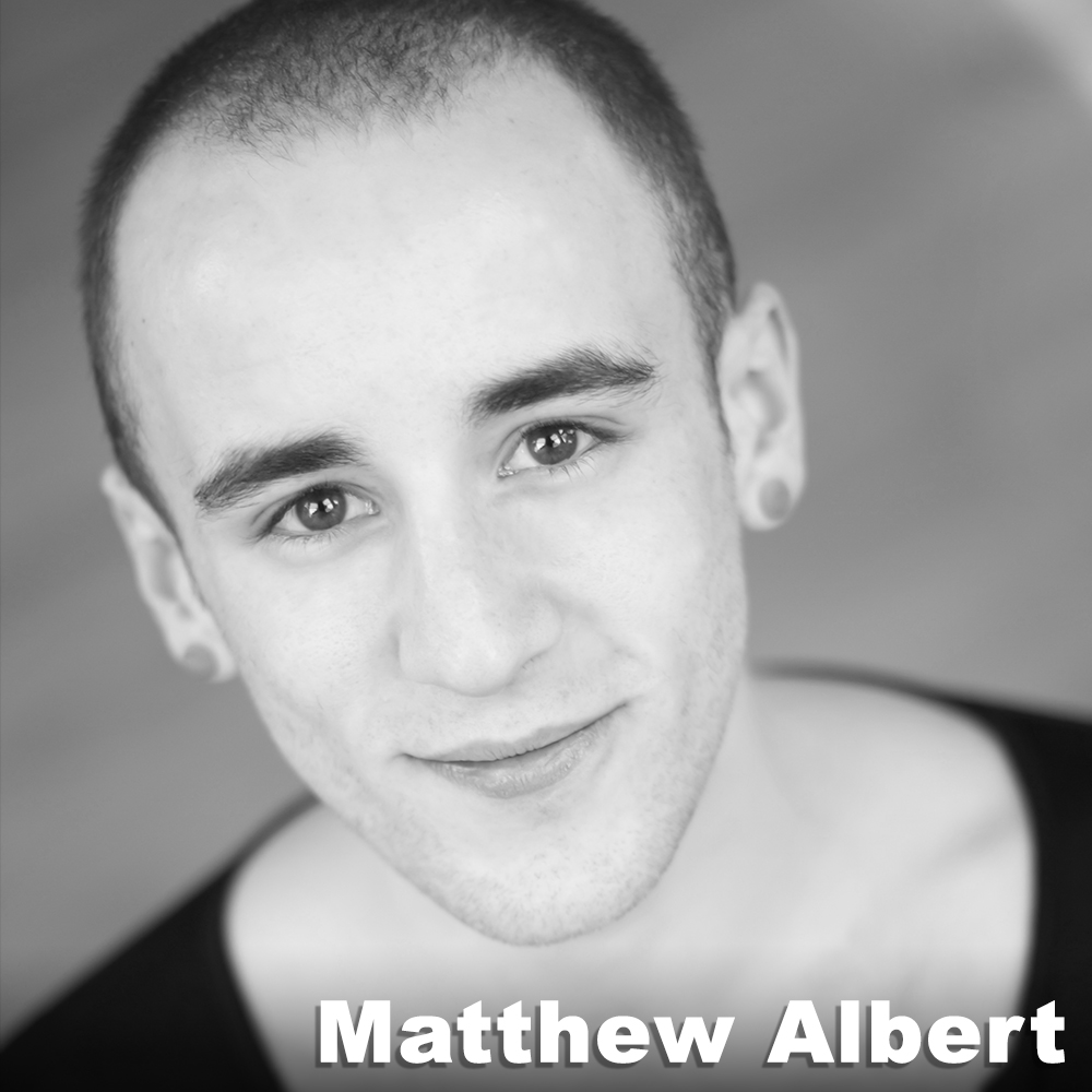 Matthew Albert (Performer) was born and raised in Maywood, New Jersey. He attended the Bergen County Academy for Visual and Performing Arts, where he graduated in 2009 with a concentration in Acting. In 2012, he received his BFA in Dance from New York University's Tisch School of the Arts.He is currently dancing with Brian Brooks Moving Company and has performed works by Kate Weare, Christopher Williams, Wally Cardona,Sean Curran, Sydney Skybetter, and Deborah Jowitt. He is also the Co-Founder of The Yomoco, a production company that he uses as a platform for artistic projects.