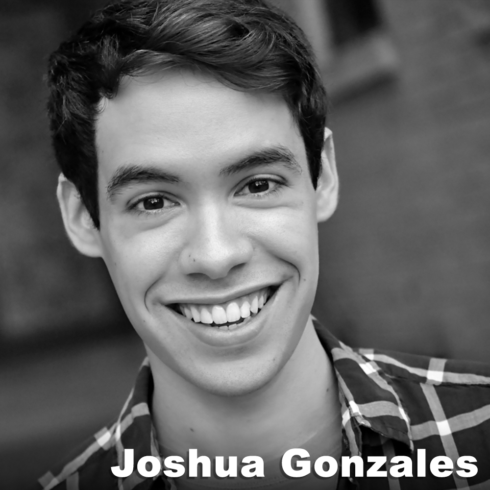 Joshua Gonzales  (Box Office Associate) co-founded and served as the Managing Director for Greyman Theatre Company for five years. He has held various administrative and technical positions at Once the Musical, Williamstown Theatre Festival, WaterTower Theatre, and Baylor University. He received his Bachelor of Fine Arts degree in Theatre Performance from Baylor and continues his professional acting career in New York City. Joshua's acting highlights include Williamstown Theatre Festival, TheatreworksUSA, WaterTower Theatre, and Greyman Theatre Company. Joshua has also been seen on CNN, Lifetime, and the Travel Channel. www.joshuagonzalesnyc.com