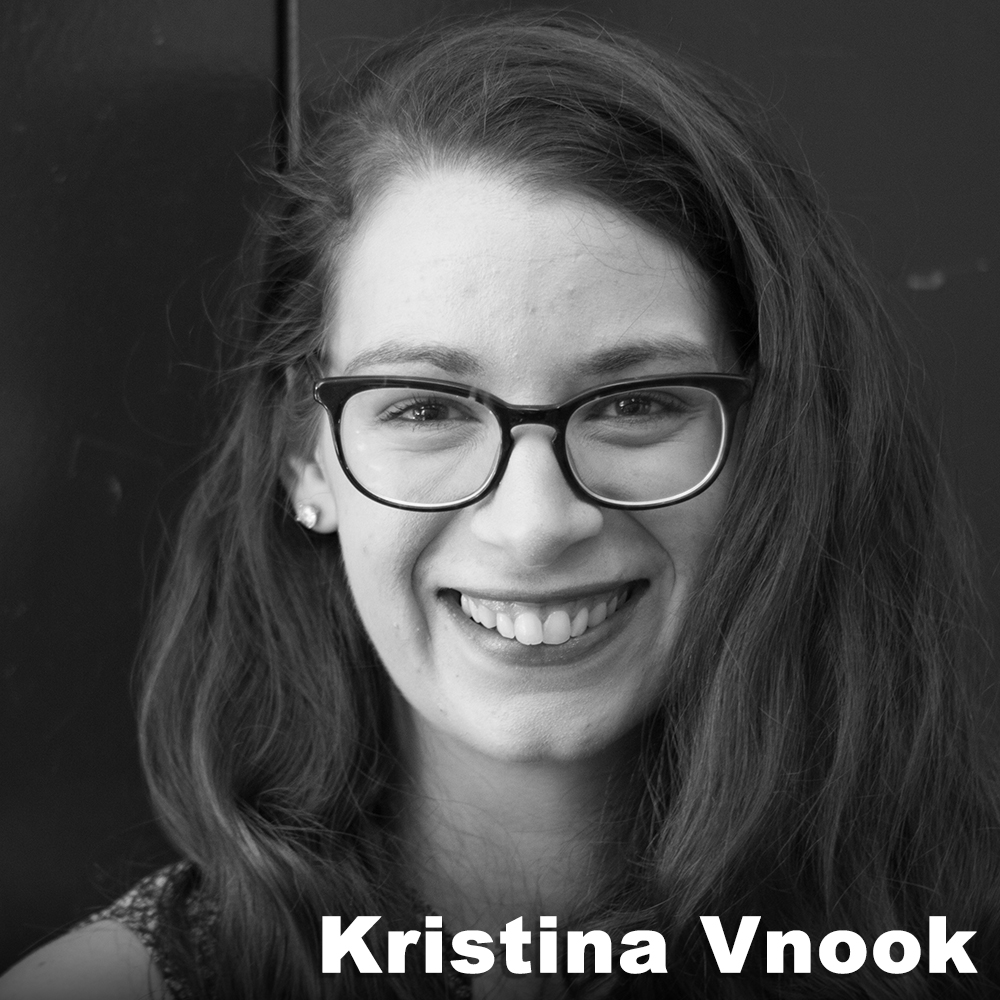 Kristina Vnook (Stage Manager)is a New York-based freelance stage manager working full time with Third Rail Projects. Previous: Then She Fell, House No. 17 and Third Rail Projects' involvement with NYC's annual scavenger hunt, Midnight Madness . Other New York credits include: The Orion Experience  (XL Nightclub & Dixon Place), 35MM (Galapagos Art Space), Darling (54 Below), Jasper in Deadland  (York/54 Below), Rated RSO  (Joe's Pub, NYMF), Yeast Nation: the triumph of life (Fringe/La Mama), Kicking A Dead Horse  (The Public), john&jen  (45th St Theater), The Yellow Wood (NYMF) and  Ana 3/11  (Fringe). Graduate of Pace University.