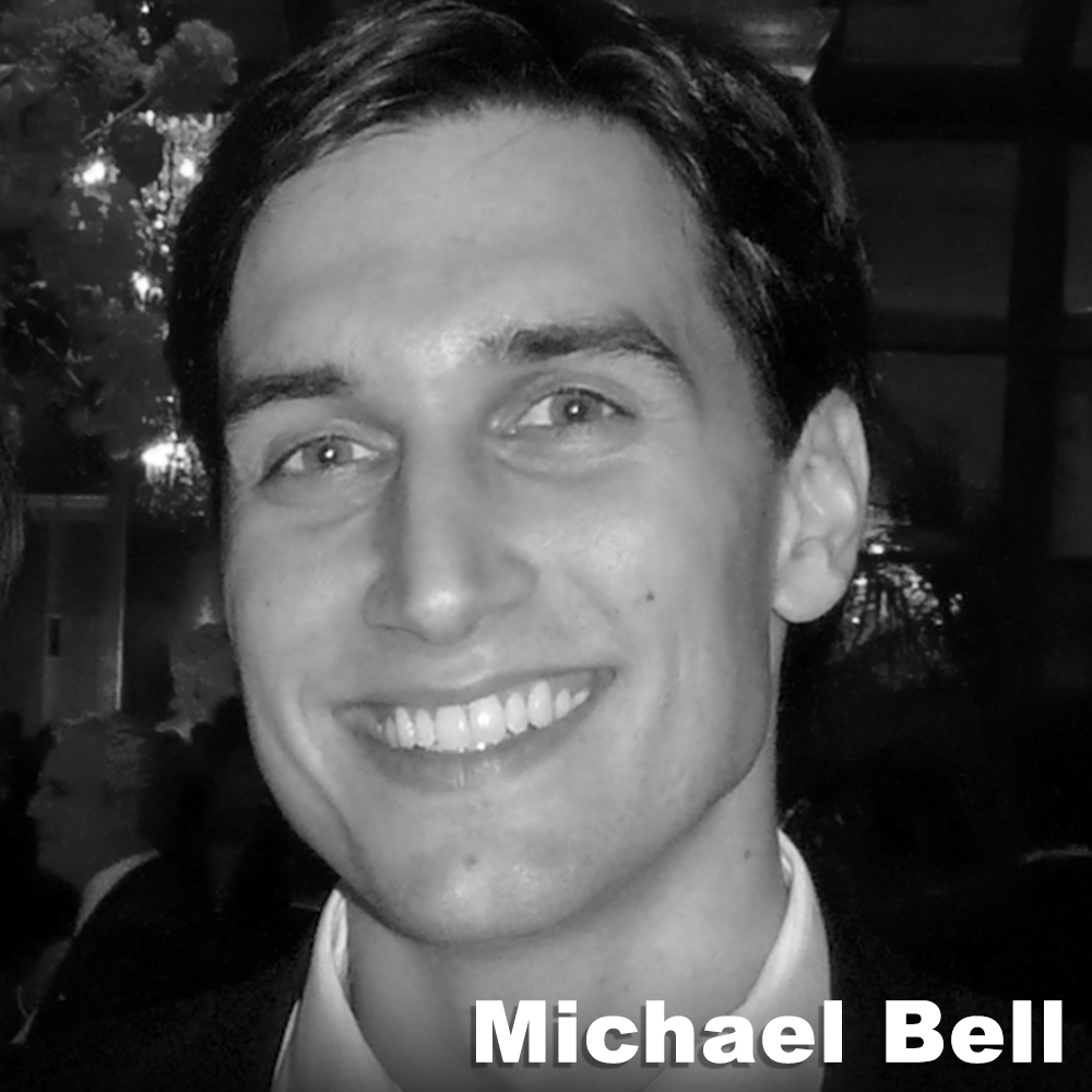 Michael Bell  (Box Office Manager)is a  writer  and a compulsive reader of  all things spaceflight . He studied politics and poetry at SUNY Purchase.