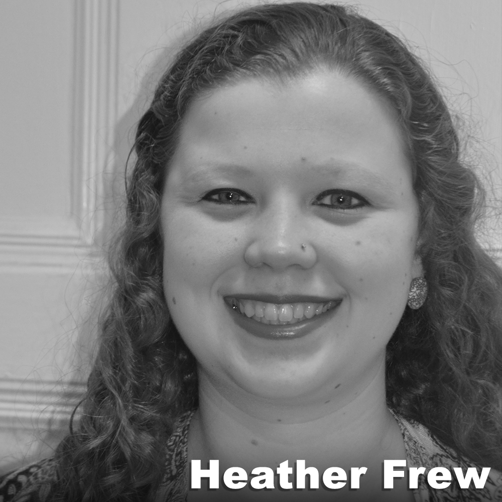 Heather Frew  (Production Assistant) is a rising senior in the BA Theatre Arts program with a double concentration in Directing and Producing and Management at Marymount Manhattan College. She just closed a production of  'Tis Pity She's a Whore  at Marymount as the Production Stage Manager. Previous MMC credits include the mainstage productions of  O Pioneers!  (Assistant Director),  Pericles: Prince of Tyre  (Assistant Stage Manager), and the Directing Project  'Dentity Crisis  (Director). Heather was the Assistant Stage Manager for Hip to Hip Theatre Company two years in a row. She is also a current intern at The Tank