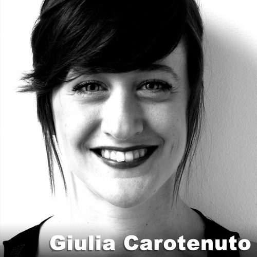 Giulia Carotenuto (Performer) is a dance artist and arts administrator hailing originally from Rome, Italy. Since moving to NYC in 2008, she has worked with a variety of artists, including Monica Bill Barnes & Company, Pavel Zustiak (Palissimo), and Douglas Dunn and Dancers. In addition to Third Rail Projects, Giulia is currently a member of the Faye Driscoll Group and the making of Ms. Driscoll's trilogy-in-progress, Thank You for Coming .