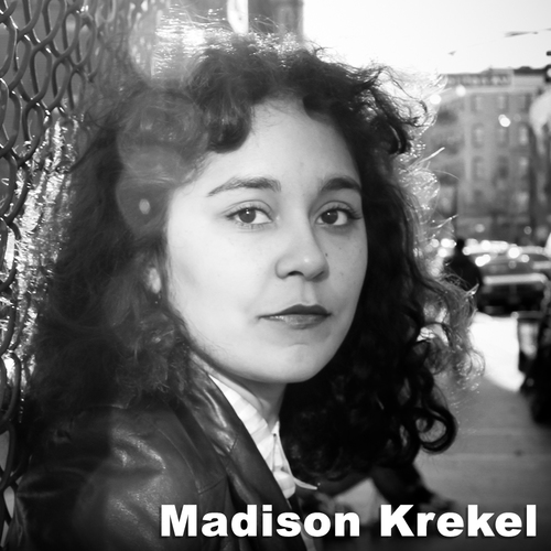 Madison Krekel  (Performer) is a freelance performer, musician, and activist originally from Oakland, CA. She holds a BFA in Dance Performance and minor in Sociology from the University of California, Irvine, where she was a member of the renowned Donald McKayle's Etude Ensemble, and performed works by Jodie Gates and Charles Moulton. Now living in Brooklyn since 2010, she currently performs with Vanessa Walters, Katy Pyle's Ballez, Mark Lamb Dance, and tours internationally with Young Jean Lee's Theater Company's Untitled Feminist Show. You can also catch her new band, Snatch Attack, performing around NYC— check us out here .