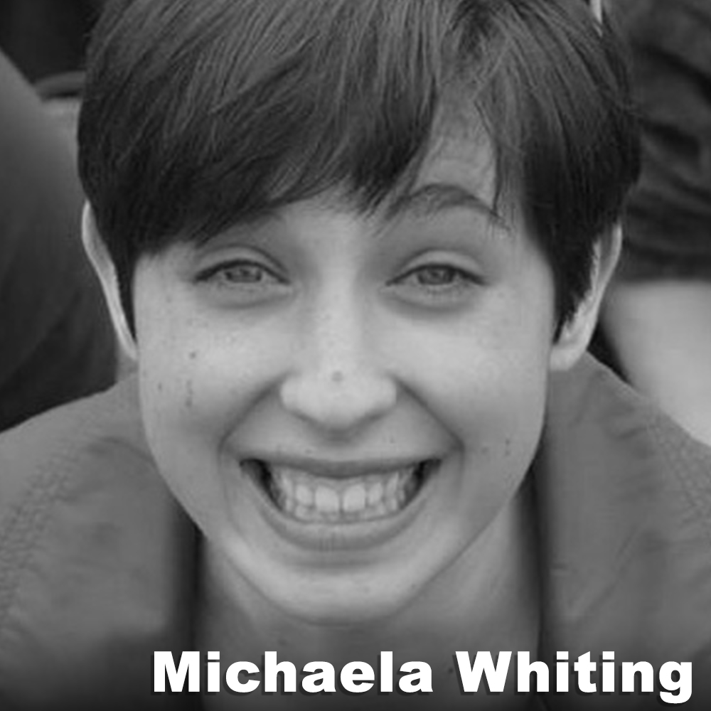 Michaela Whiting  (Production Assistant) is a recent graduate of Skidmore College where she received a degree in Psychology and Theater. Her Skidmore Mainstage Stage Management credits include  Macbeth , Blood Wedding, and  See You Have Me. Michaela has also interned for Third Rail Projects as a Production Intern.