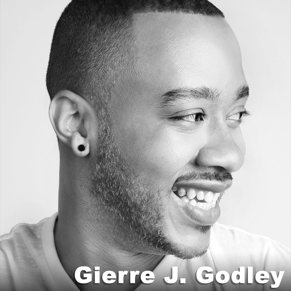 Gierre J. Godley  (Performer)is a dance artist currently living and working in NYC. He began his training in Arkansas under the direction of C. Michael Tidwell and Arleen Sugano. Gierre attended Millikin University where he received a BS in Biology and in 2010 he received his MFA from NYU's Tisch School of the Arts. Gierre has worked with many choreographers while in NYC, most recently Matthew Westerby and Stefanie Nelson. Gierre has been on faculty at the Debbie Allen Dance Academy, Fancy Feet Dance Studio, Summer Dance Lab and is currently a Adjunct Professor at the College of Mount Saint Vincent in Riverdale. In 2010, Gierre created PROJECT 44, an all male troupe dedicated to showcasing the beauty of male artistry throughout the arts. The group has been performing in various national and international venues since 2010.  www.project44dance.org