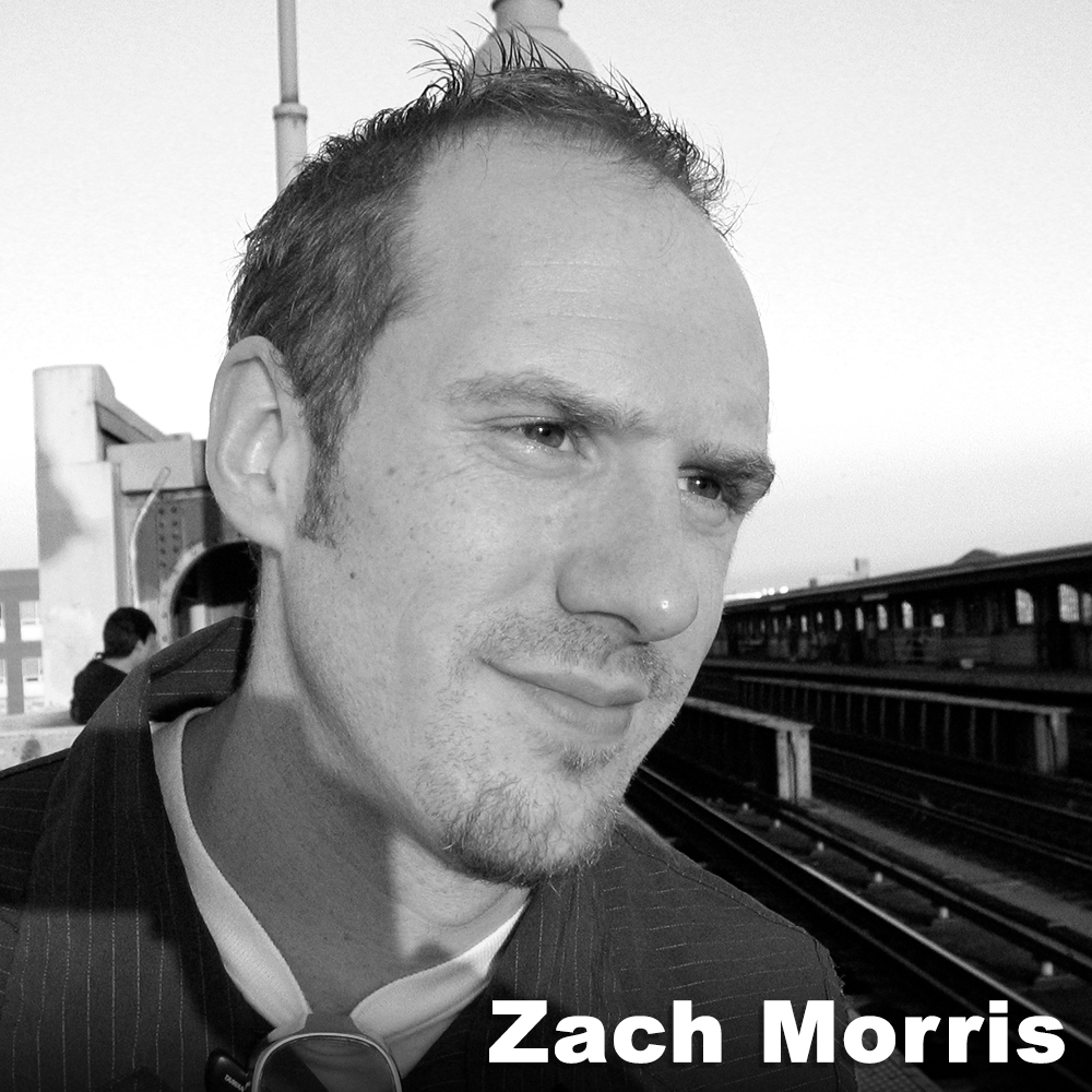 Zach Morris  (Performer /Co-Artistic Director, Third Rail Projects) is a Bessie Award-winning choreographer, director, visual artist and Co-Artistic Director of Third Rail Projects. He is also the organizer and moderator of the NYC Dance Film Lab, a Movement Research teaching artist, an adjunct faculty member of the Florida State University School of Dance, and a professor of Shakespeare at Manhattanville College. He has previously served as the Co-Creator and Co-Director of the Westbeth New Works Program and as the Inter/National Program Associate at Dance Theater Workshop. Zach has a BFA in Directing from Carnegie Mellon University.