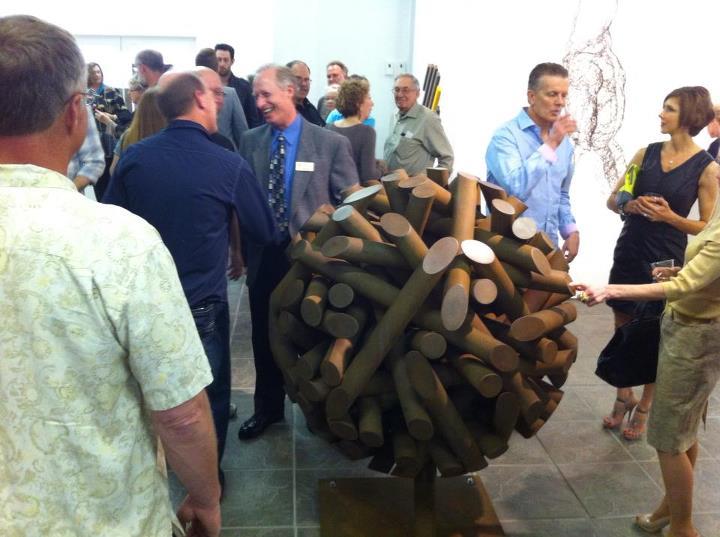 Showing at Cohn Drennan Gallery.JPG