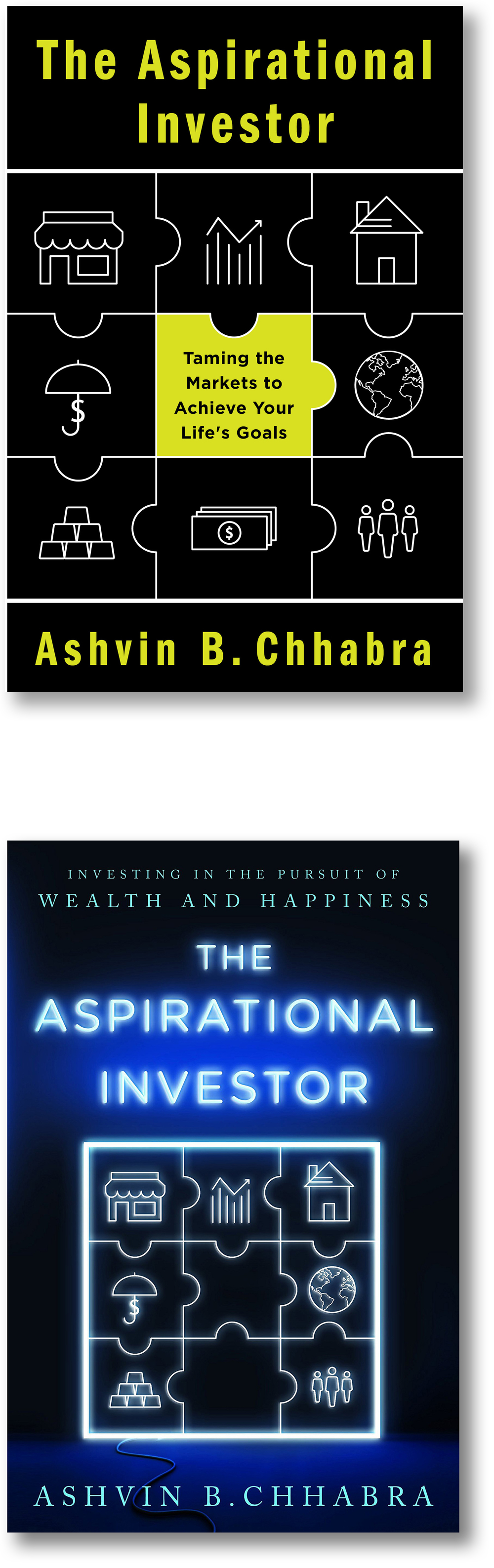 The Indian Edition of The Aspirational Investor now available for purchase on Amazon India.