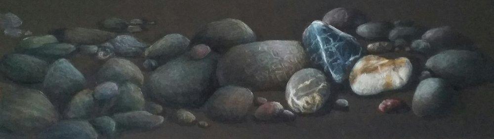 Tyslicky.Julie.Lake Superior Rocks #10.jpg