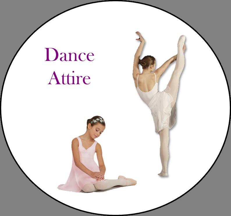 Dance Attire Banner