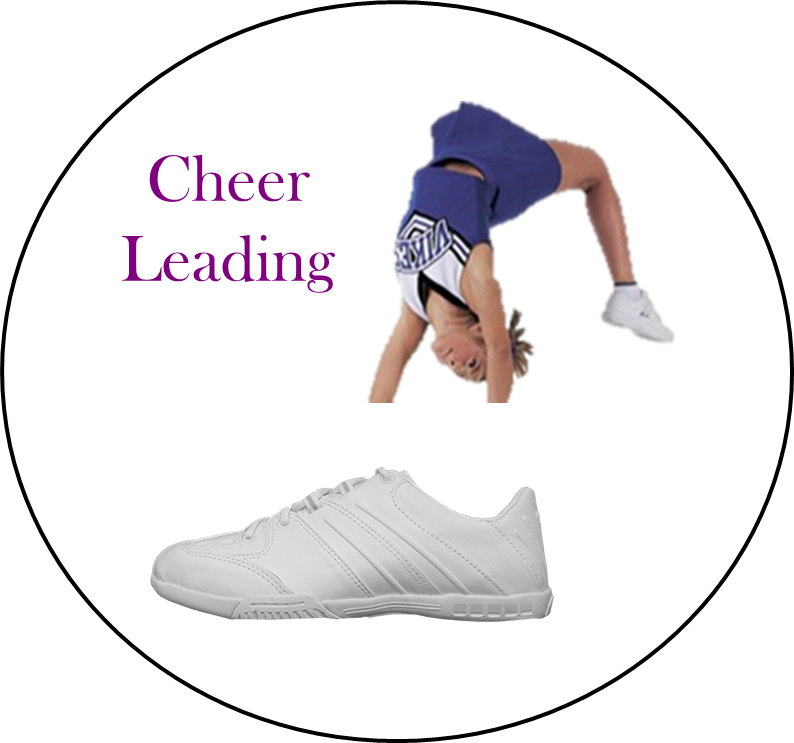 Cheer leading banner