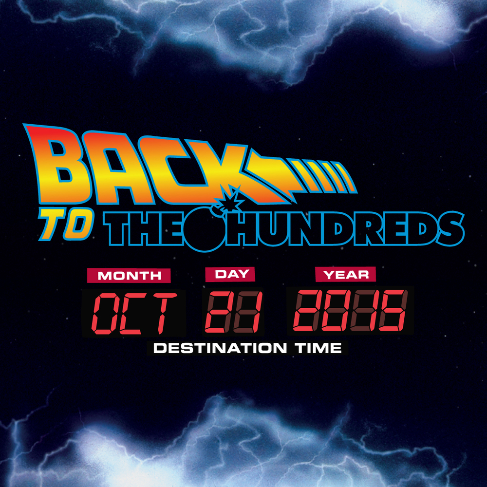 Back To The Hundreds Countdown