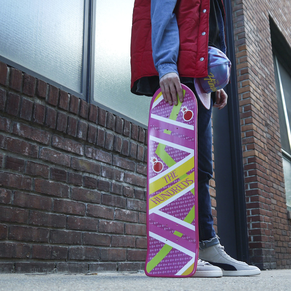 The Hundreds Marty McFly Essentials