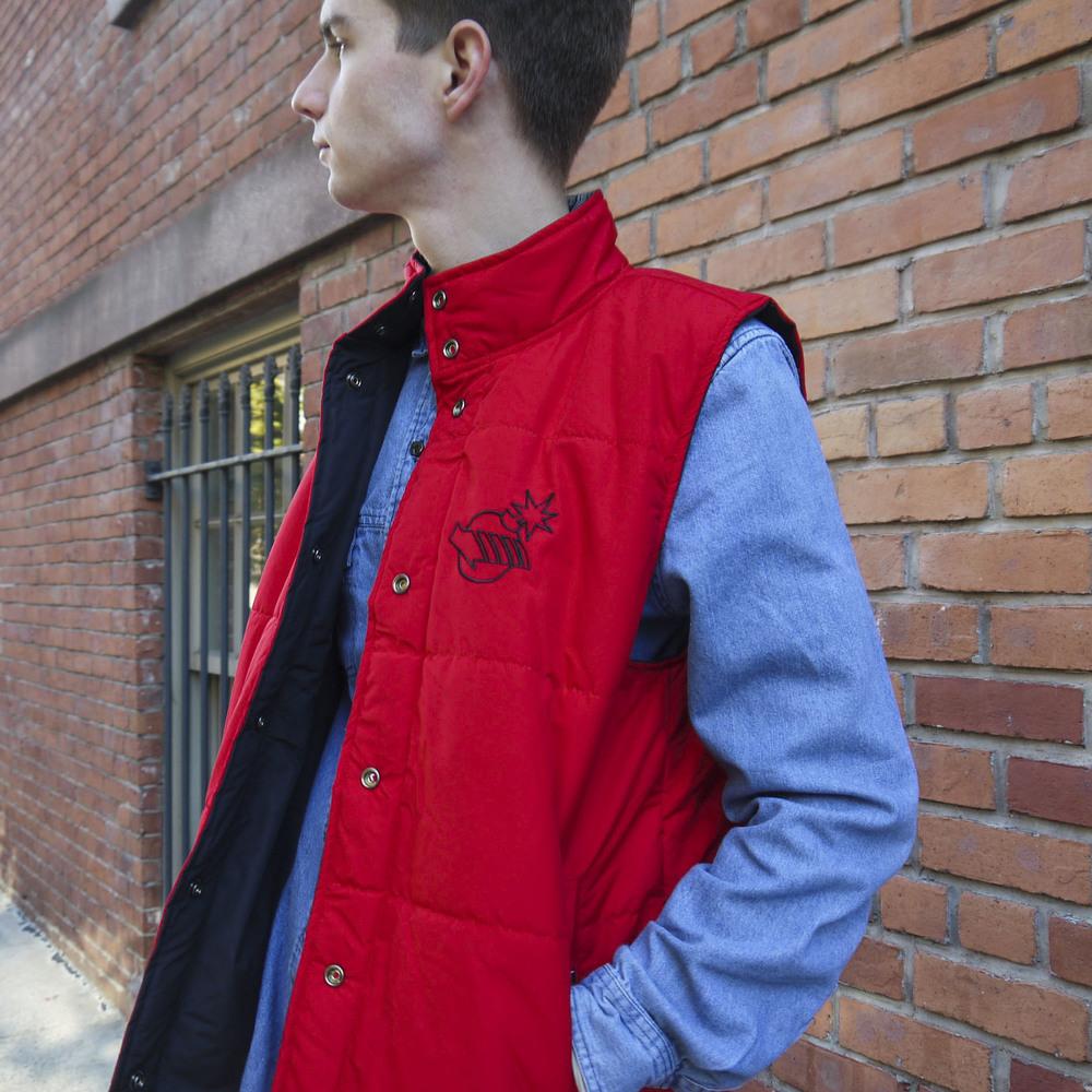The Hundreds Marty McFly Vest