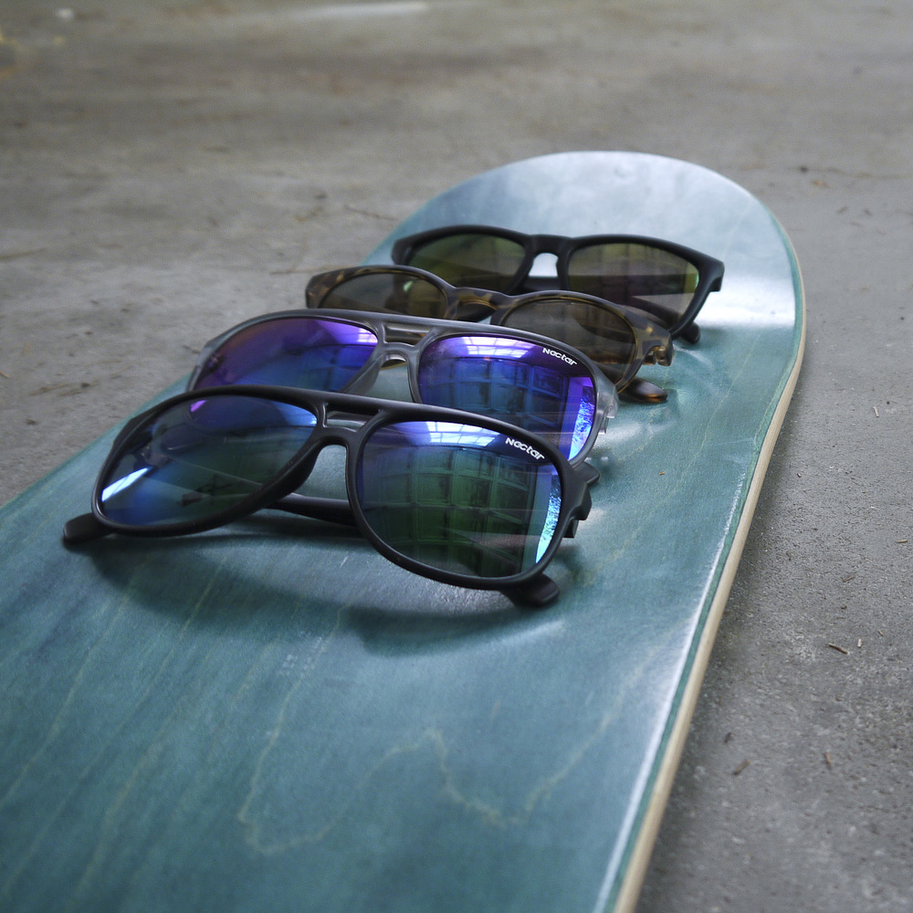 Nectar Sunglasses Skate Decks