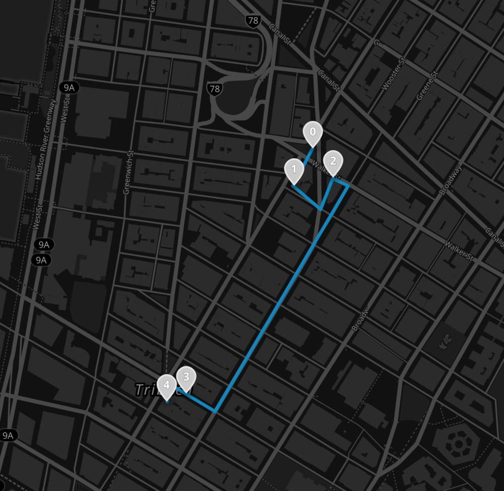 GothamTrotter Blueprint