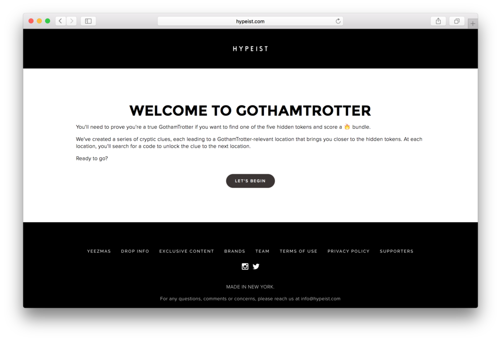 GothamTrotter Entry (Accessed)