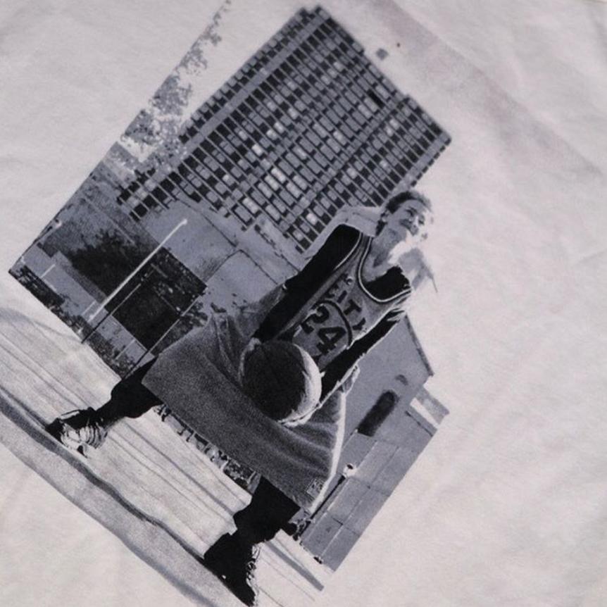 Hypeist Mr. Throwback Ostertag Smithee Rick Barry Granny Shot Shirt