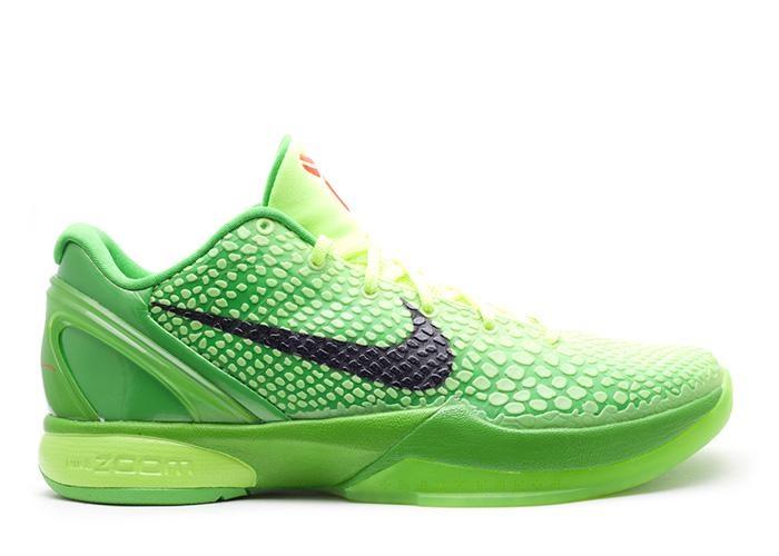 Hypeist - Nike Zoom Kobe 6 Grinch