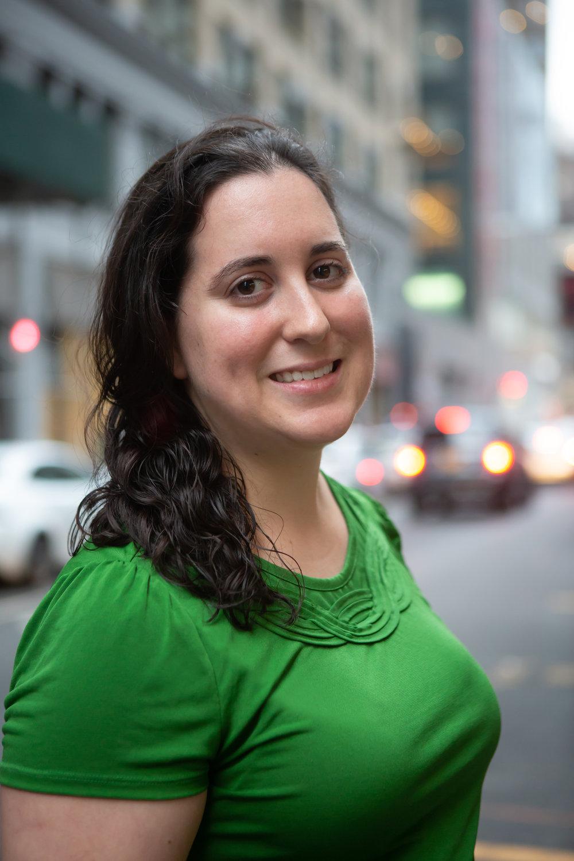 Rev. Emily DeTar Birt -
