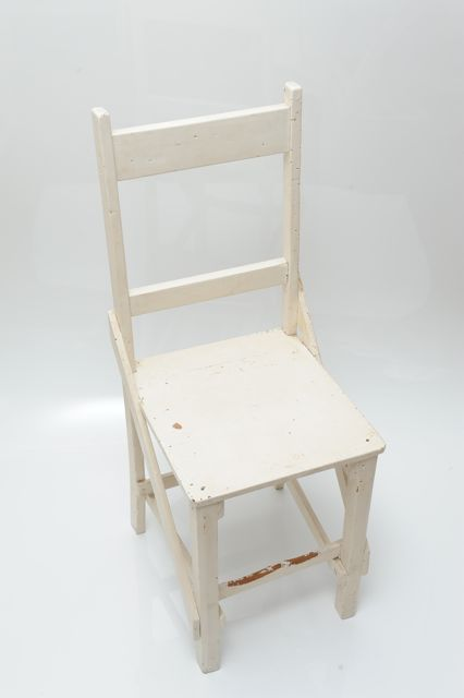 White Mismatched Chair