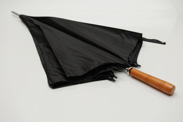 Golf Umbrella Black - Hire for $3 each