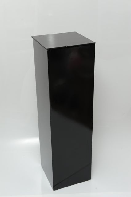 Black Pillar/Pedestal- Hire 2 for $40