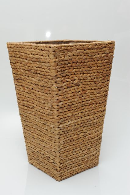 """Bouddi"" - Rattan Basket Square - Hire 2 for $30"
