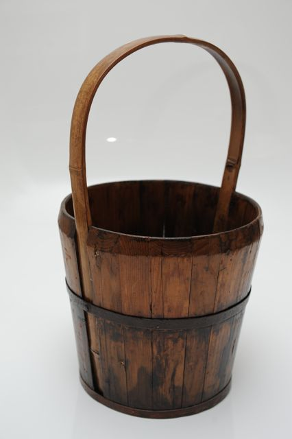 """Dear Liza"" - Wishing Well Chinese bucket - Hire for $25"