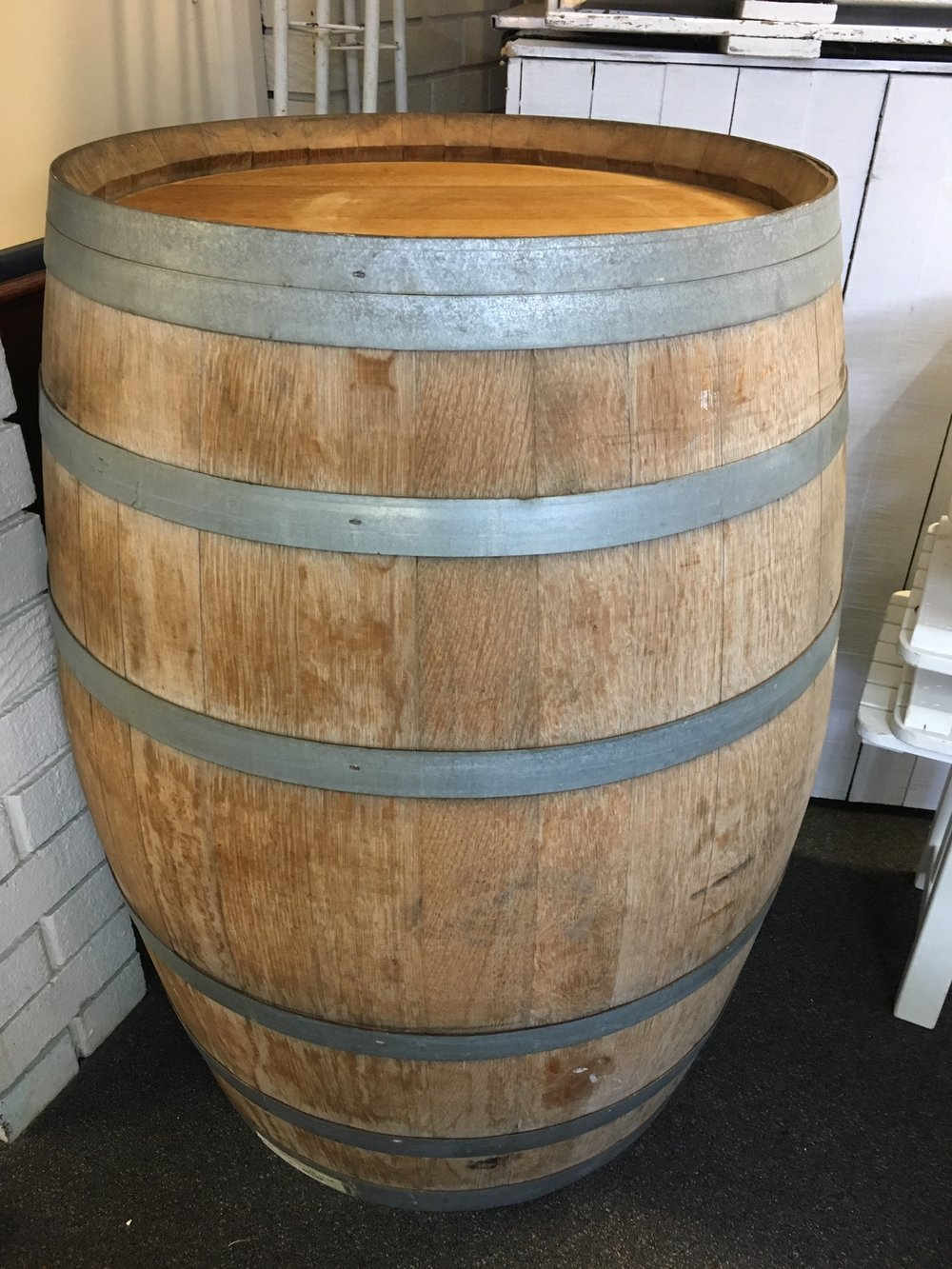 Wine Barrel - $50 to Hire