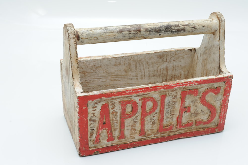 Apple Box - Hire for $8