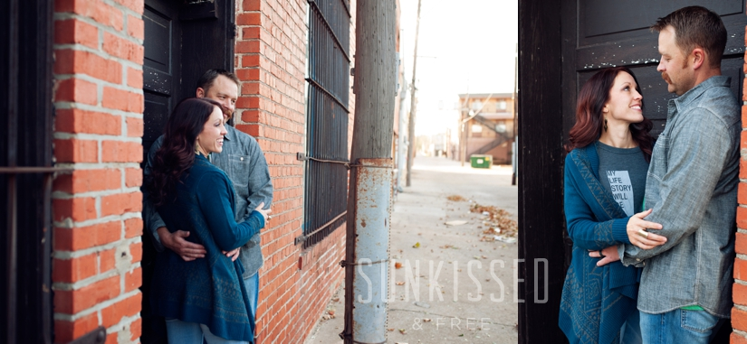 OKC Urban Family Sunkissed & Free Photography