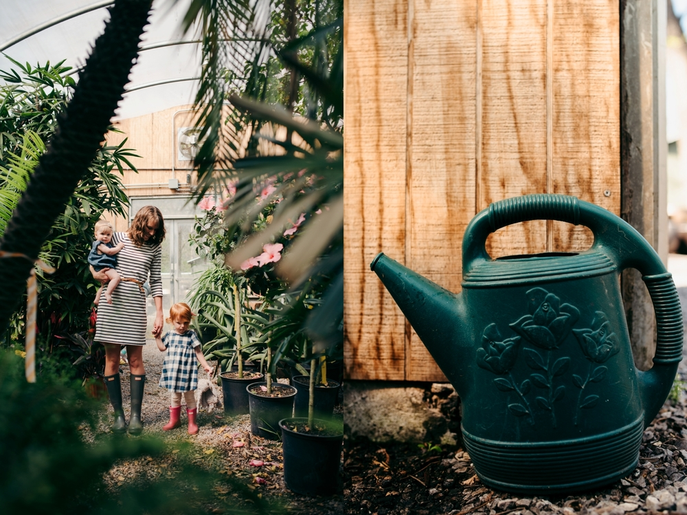 OKC Children Photography Calverts Plant Interiors