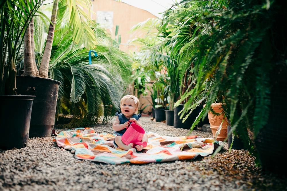 OKC Family Photography Calverts Plant Interiors Greenhouse